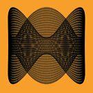 Lissajous XV by Rupert Russell