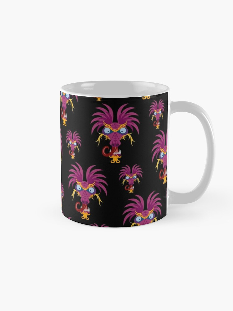 Alternate view of Dragon Mug