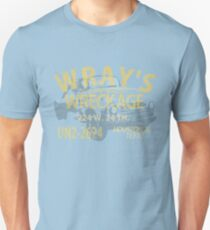 Wrays wreckage Unisex T-Shirt