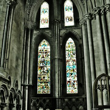 Durham Cathedral by ywill