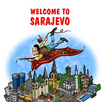 Welcome to Sarajevo by superemir