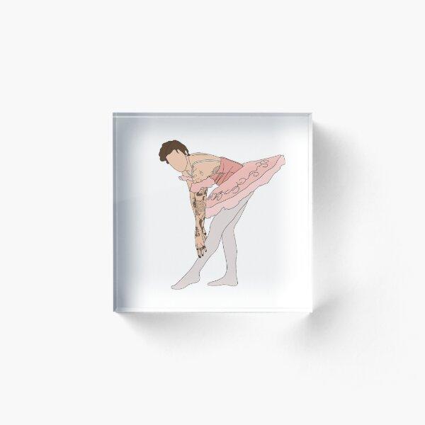 Harry Styles  Acrylic Block