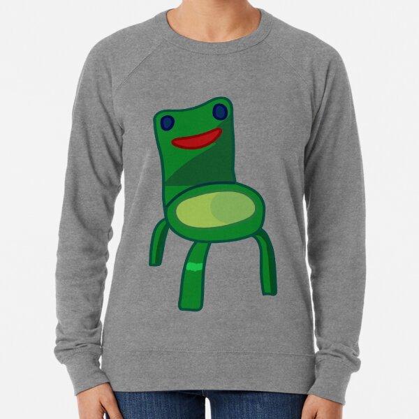Animal Crossing Froggy Chair Lightweight Sweatshirt