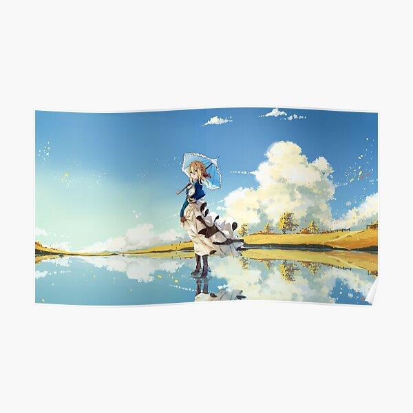 Violet Evergarden 3 Poster