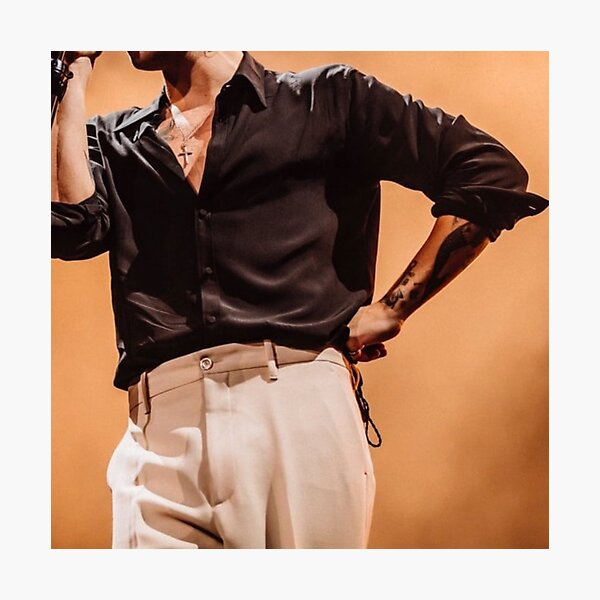 Harry Styles Fotodruck