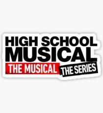 high school musical: the musical: the series Sticker