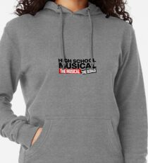 high school musical: the musical: the series Lightweight Hoodie