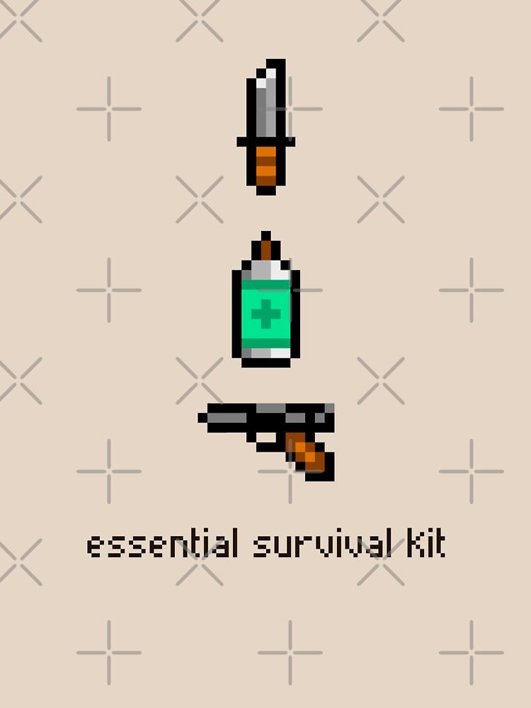 ESSENTIAL SURVIVAL KIT de refritomix