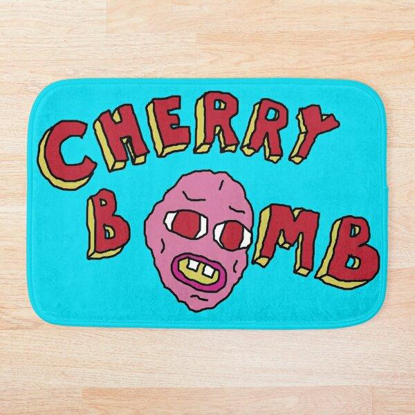Cherry Bomb Bath Mat