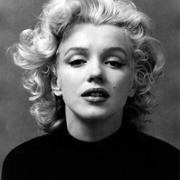 Marilyn Monroe by PeterMaring