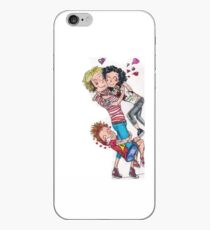 Green Day hug :3 iPhone Case