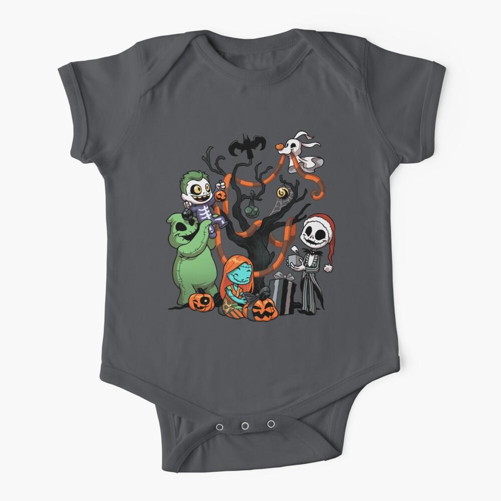 Nightmare Tree Baby One-Piece