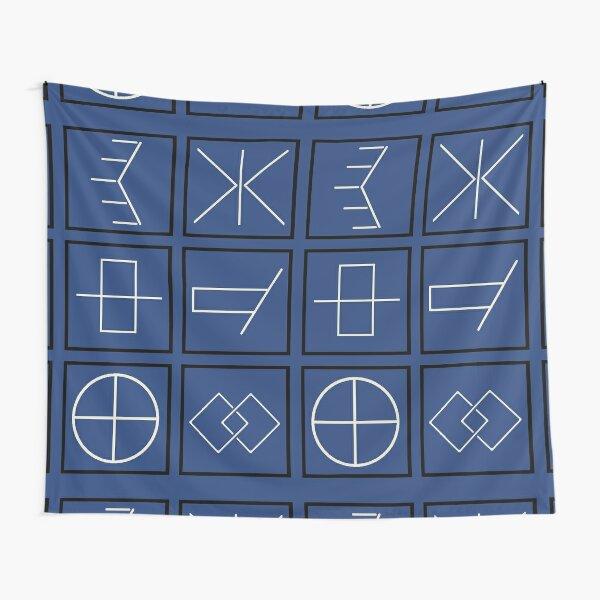 Ward Set Tapestry