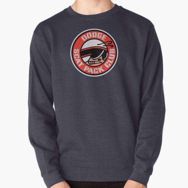Dodge Scat Pack Club Shirt, Sticker, Hoodie, Decal, Mask Pullover Sweatshirt