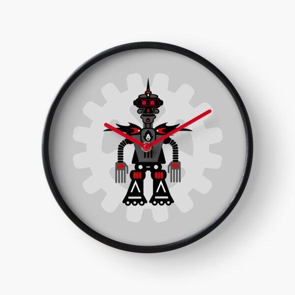 Evil Robot Clock