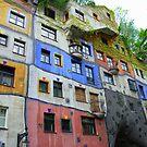 Hundertwasserhaus by Neville Gafen