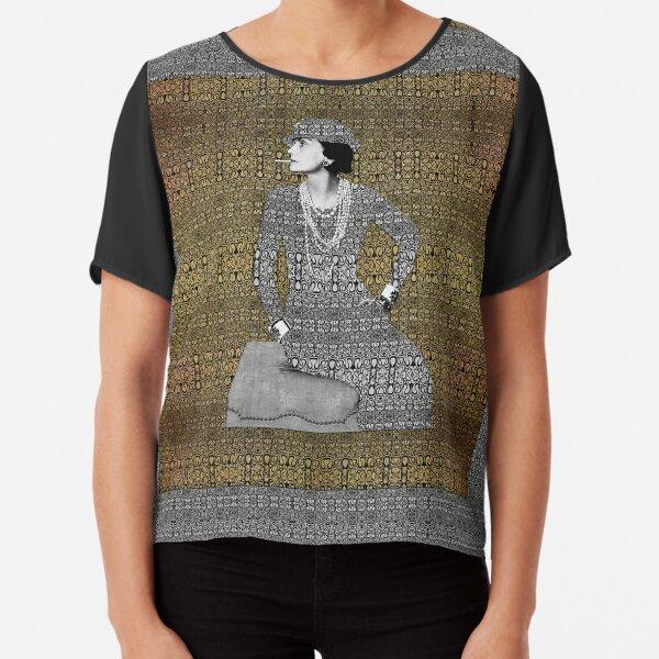 Coco Chanel Blusa