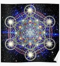 Sacred Geometry 41 Poster