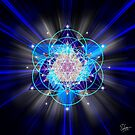 Sacred Geometry 42 by Endre