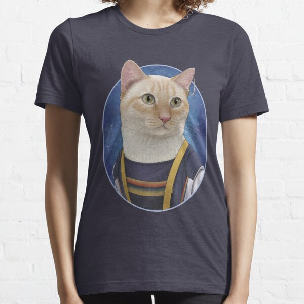 13th Doctor Mew Essential T-Shirt