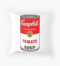 Tomato! Throw Pillow