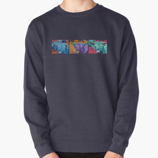 Coo Psychedelia Pullover Sweatshirt