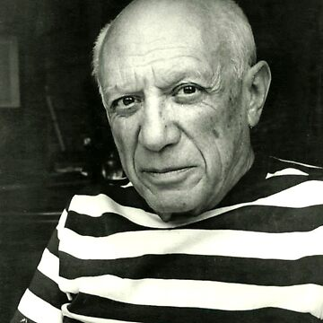 Pablo Picasso  by PeterMaring