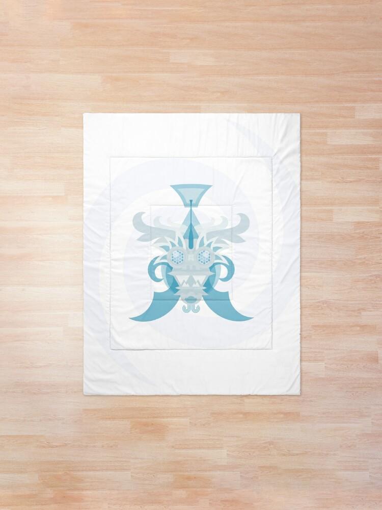 Alternate view of Crystal Sea Creature Comforter
