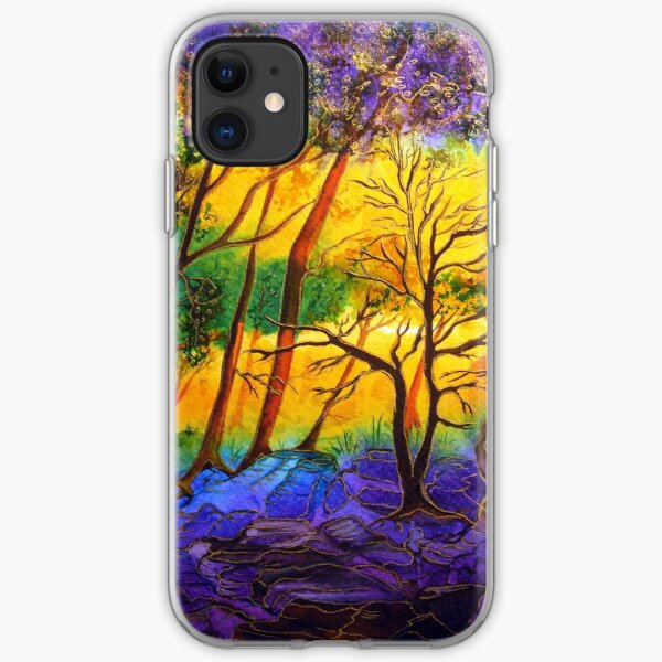 Sunkissed Valley  iPhone Soft Case