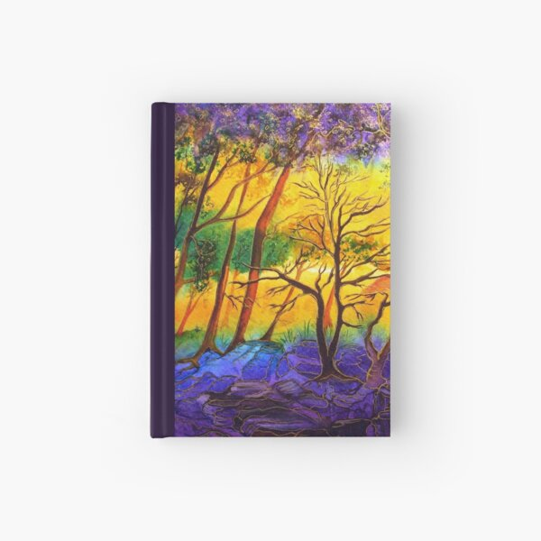 Sunkissed Valley  Hardcover Journal