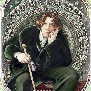 Oscar Wilde 2 de LuigiMrz