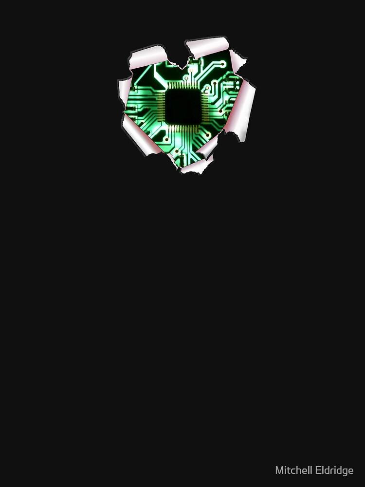 Heart of the Machine by xXSn0wyXx