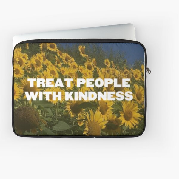 TREAT PEOPLE WITH KINDNESS (TPWK HS) Laptop Sleeve