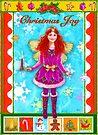 CHRISTMAS TREE FAIRY by Judy Mastrangelo