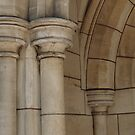 St Matthew's sandstone detail by Jay Armstrong