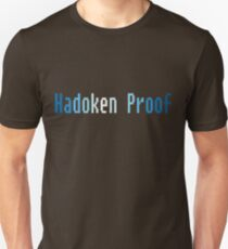 Hadoken proof T-Shirt