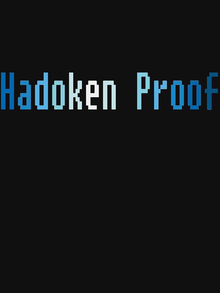 Hadoken proof by newbs