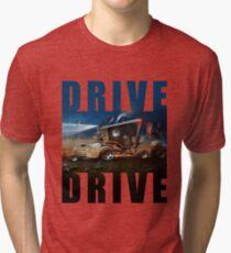 My ten wheel house Tri-blend T-Shirt