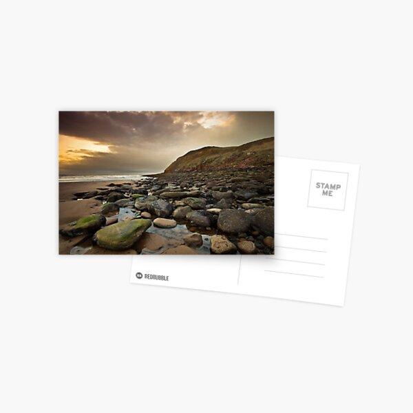 St Bees Rocks Postcard