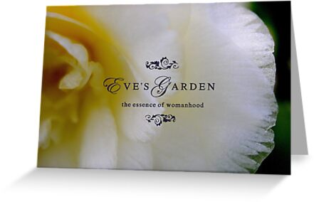 Eve's Garden by Deanna Roberts Think in Pictures