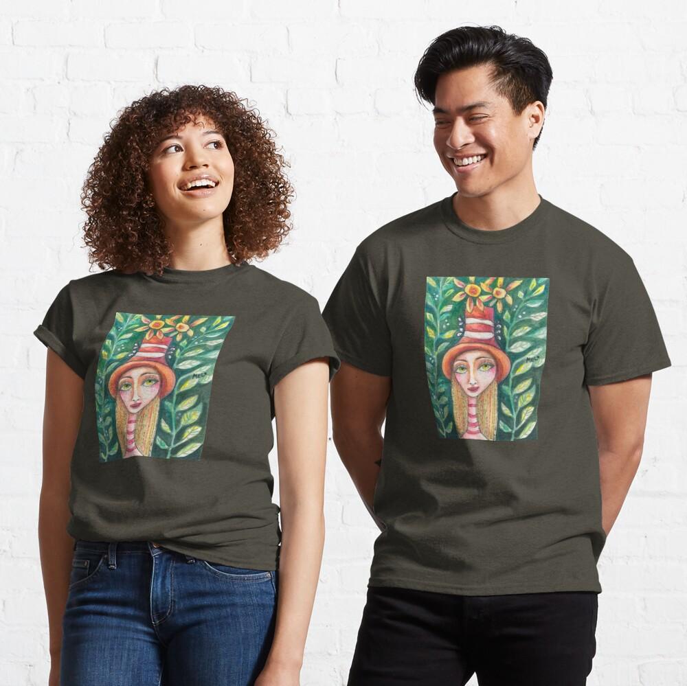 The Fall Girl Classic T-Shirt