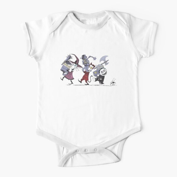 Lock, Shock and Barrel Short Sleeve Baby One-Piece