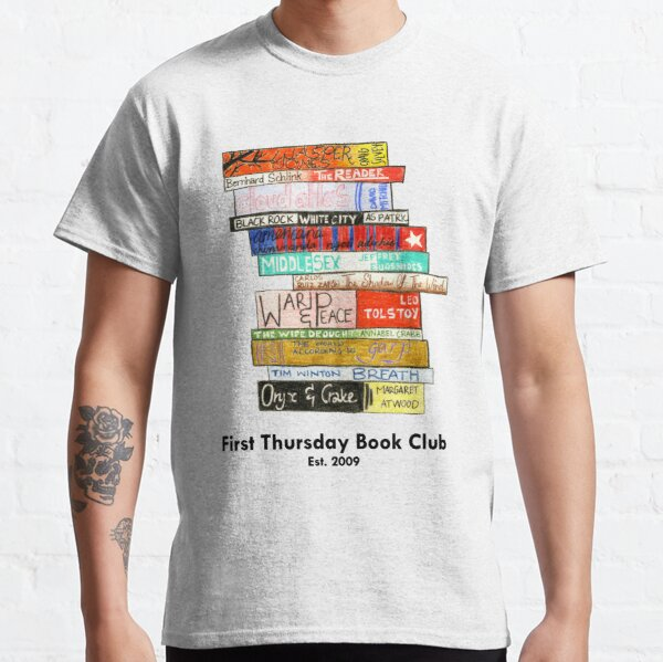 First Thursday Bookclub Classic T-Shirt