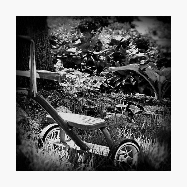 Trike Photographic Print