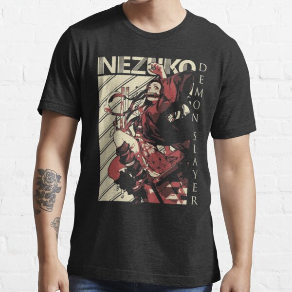 NEZUKO DEMON SLAYER T-shirt essentiel