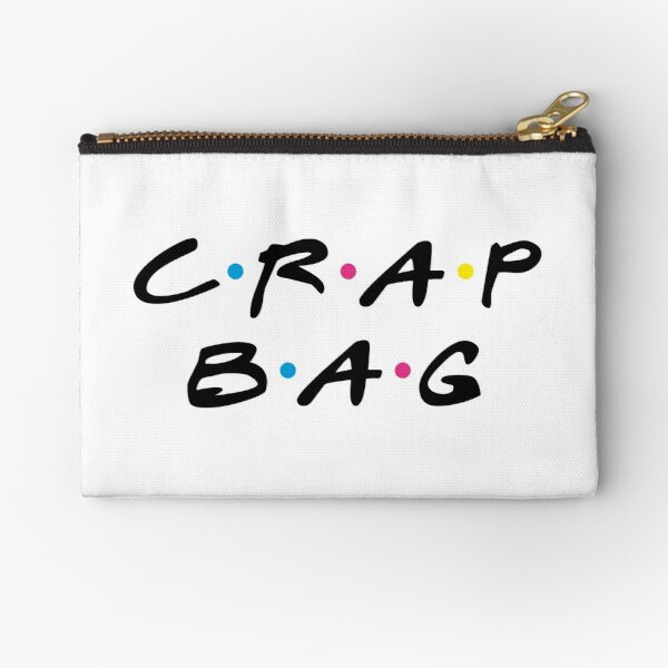 Crap Bag Zipper Pouch