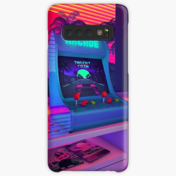 Arcade Dreams Samsung Galaxy Snap Case