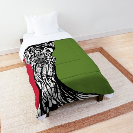 PanAfrican Woman Within  Comforter