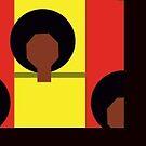 Pan-Afro1 by Bonnie Sandy