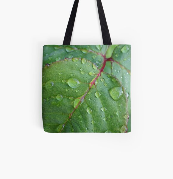 After the rain All Over Print Tote Bag